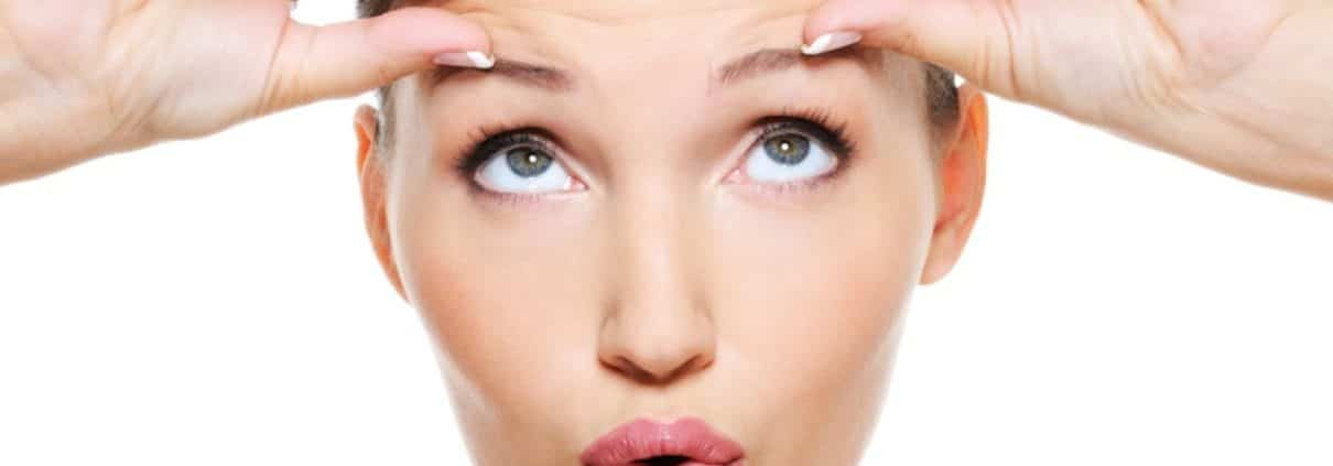 What causes our skin to age